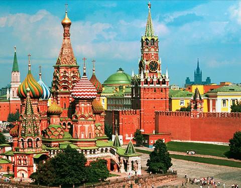 Escapada a Moscú